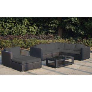 Baidani Rattan Garten Lounge Sunset Select