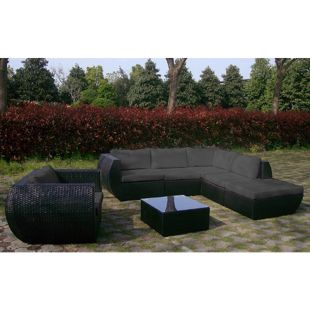 Baidani Rattan Garten Lounge Eternity Select