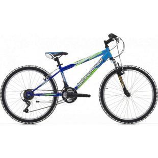 24 Zoll Mountainbike Cinzia Shark Boy 18 Gang... blau