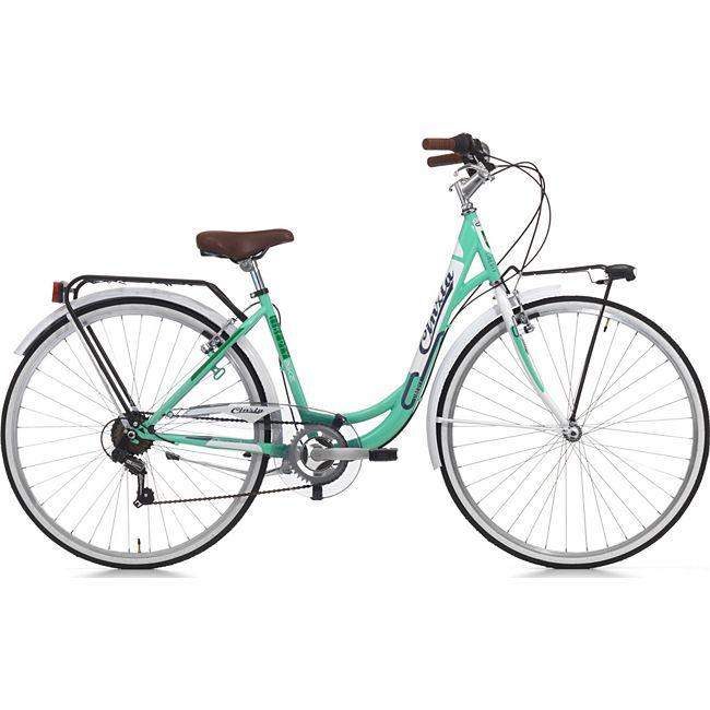 28 zoll damen holland fahrrad cinzia liberty 6 mintgr n. Black Bedroom Furniture Sets. Home Design Ideas