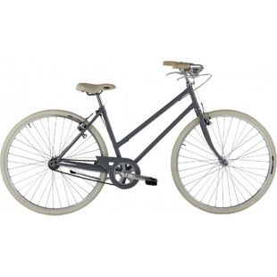 28 Zoll Damen Cityrad Alpina L'Ego Single Speed... grau
