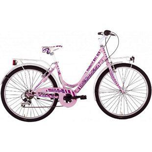 26 Zoll Damen Cityrad Alpina Kariba... pink