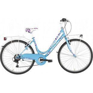 26 Zoll Damen Cityrad Alpina Kariba... blau