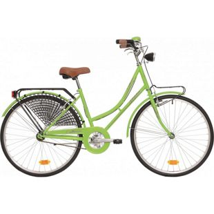 26 Zoll Damen City Fahrrad Atala College... grün
