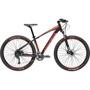 27,5 Zoll Mountainbike Adriatica Wing RX 27... schwarz-rot, 46 cm