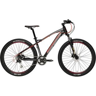 27,5 Zoll Mountainbike Adriatica Wing RS 24... schwarz-rot, 48 cm