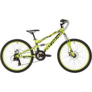 24 Zoll Jungen MTB Fahrrad Atala Storm MD... gelb