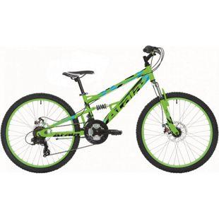 24 Zoll Jungen MTB Fahrrad Atala Storm... grün