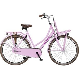 28 Zoll Damen Holland Fahrrad 3 Gang Hoopfietsen Altec Dutch... pink, 50 cm