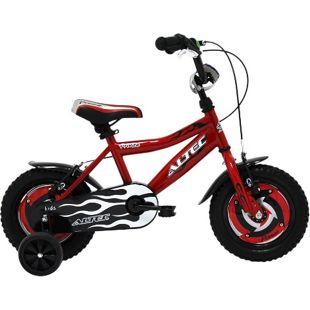 12 Zoll Jungen Fahrrad Hoopfietsen Prince... rot