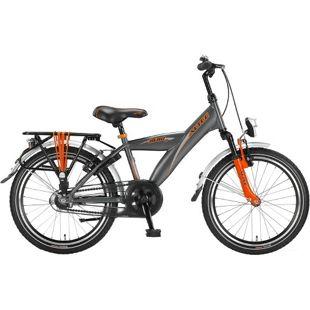 20 Zoll Jungen City Fahrrad Hoopfietsen Altec... grau-orange