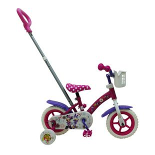 10 Zoll Kinderfahrrad Volare Disney Minnie Mouse Bow-Tique