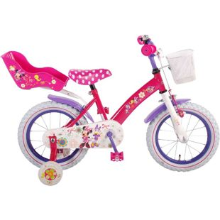 14 Zoll Kinderfahrrad Volare Disney Minnie Bow-Tique