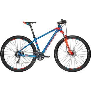 29 Zoll Herren Mountainbike 24 Gang Shockblaze... blau, 40 cm