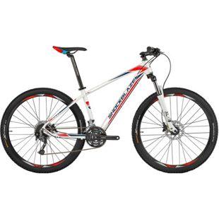 27,5 Zoll Herren Mountainbike 24 Gang Shockblaze... weiß, 52 cm