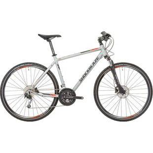 28 Zoll Herren Mountainbike 27 Gang Shockblaze Croxer Offroad... 48 cm