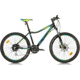 26 Zoll Herren MTB Fahrrad Sprint Apolon... schwarz, 41 cm