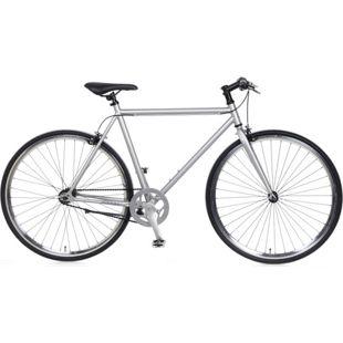 28 Zoll Fixie Fahrrad Popal Fixed Gear MH28 ohne Schaltung
