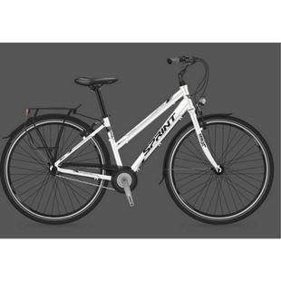 28 Zoll Damen City Fahrrad Sprint Discover Lady Nexus 3... 48 cm