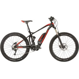 27,5+ Zoll Elektro Fully Mountainbike 11 Gang Shockblaze Trace Race... 46 cm
