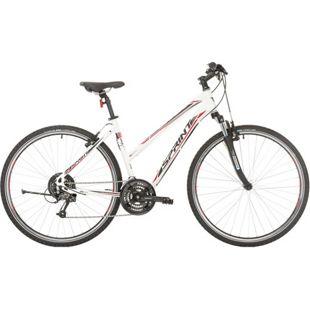 28 Zoll Damen MTB Fahrrad Sprint Sintero Lady Seventeen... weiß, 48 cm