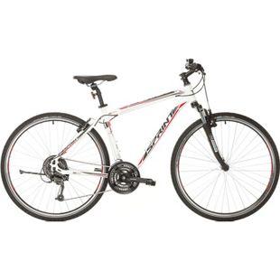28 Zoll Herren Mountainbike 24 Gang Sprint Sintero... weiß, 48 cm