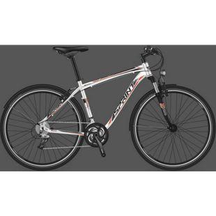 28 Zoll Herren Trekking Fahrrad 24 Gang Sprint Sintero... weiß, 48 cm
