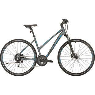 28 Zoll Damen Mountainbike 27 Gang Sprint Sintero Plus... grau, 43 cm
