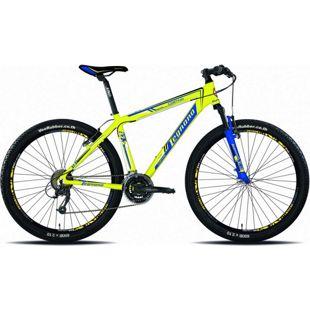 27,5 Zoll Mountainbike Legnano Cortina 21 Gang... gelb, 44 cm