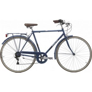28 Zoll Herren City Fahrrad Cinzia Condorino 6 Gang... dunkelblau