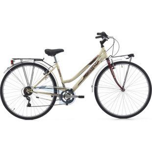 28 Zoll Damen Trekking Fahrrad Cinzia Country 6 Gang... creme