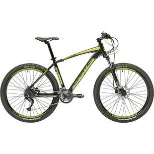 29 Zoll Mountainbike Adriatica Wing RX 27... schwarz-gelb, 47 cm