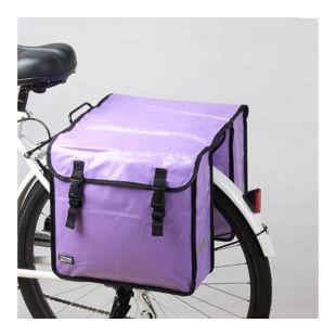 Doppel Gepäckträger Fahrradtasche Gepäcktasche
