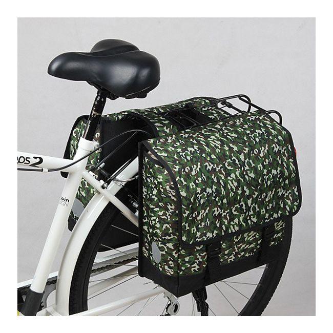 doppel gep cktr ger fahrrad tasche fahrradtasche gep cktasche online kaufen. Black Bedroom Furniture Sets. Home Design Ideas