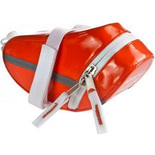 Fahrradtasche Werkzeugtasche Satteltasche... orange