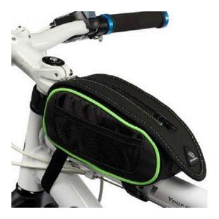 Fahrrad Tasche Rahmentasche mit Regencape