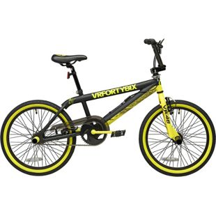 20 Zoll BMX Fahrrad Adriatica VR 46... schwarz