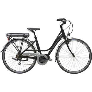 28 Zoll Elektro Damen Fahrrad Adriatica Sity Max... schwarz
