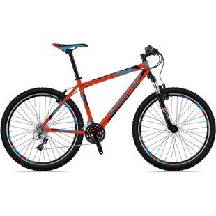 27,5 Zoll Mountainbike Sprint Dynamic 21 Gang... rot, 53 cm