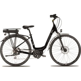 28 Zoll Damen Elektro Fahrrad Montana E-Thea... schwarz