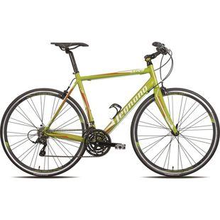 28 Zoll Rennrad Legnano Flat Bar LG36 27 Gang... grün, 59 cm