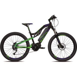 27,5+ Elektro Fully Mountainbike Legnano Titanium... 40 cm