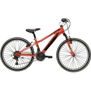 24 Zoll Mountainbike Adriatica Rock 18... orange