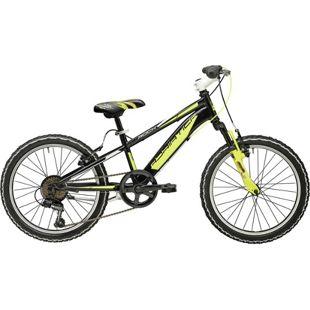 20 Zoll Mountainbike Adriatica Rock 6... schwarz-gelb