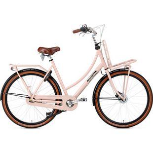 28 Zoll Damen Hollandrad Popal Daily Dutch Prestige 28030N7 7... rosa, 50 cm