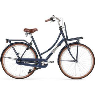 28 Zoll Damen Hollandrad Popal Daily Dutch Prestige P28035N7 7... blau, 50 cm