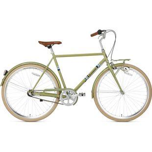 28 Zoll Herren Cityrad Popal Capri N3 3... grün, 57 cm