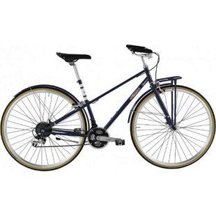 28 Zoll Damen Cityrad Alpina Eroica... blau