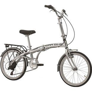 20 Zoll Klappfahrrad Cinzia Car Bike 6 Gang