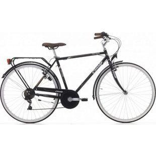 28 Zoll Cinzia Metropolis Herren City Fahrrad 6 Gang